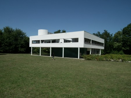 Le Corbusier's Villa Savoye