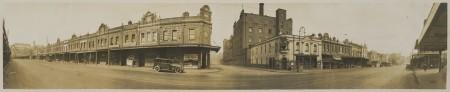 Corner of Jones Street Broadway 1935