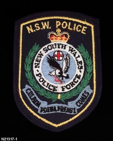 NSW Police Insignia