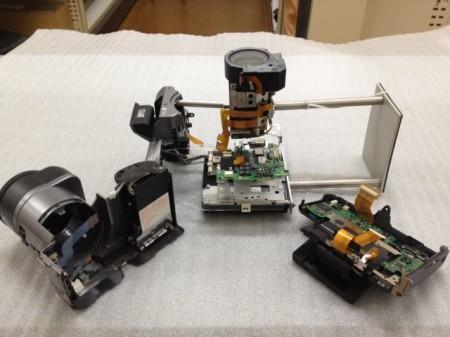 Sony Mavica FD-91 digital camera