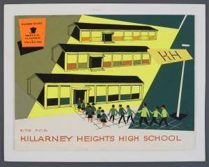 Killarney Heights High School Poster