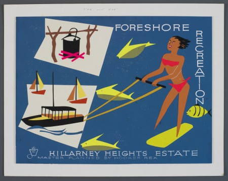 Killarney Heights Estate Foreshore Recreation poster