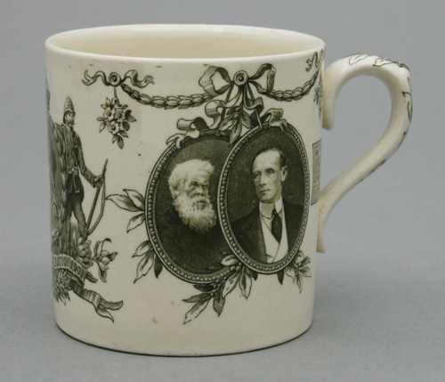 Australian Federation Mug with Henry Parkes picture