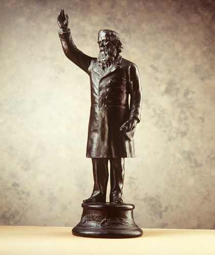 Statuette of Sir Henry Parkes