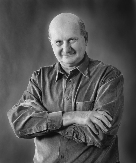 Photograph Gerry Anderson 1996