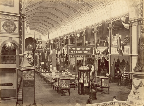 Photograph of The South Nave 1879