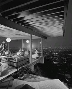 Photograph Case Study House 22, 1959