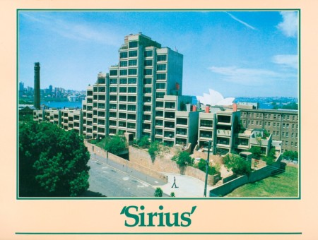 Promo booklet of Sirius Housing Department 1980