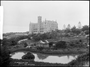 Photograph of St Patrick's College