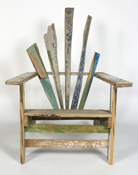 Photograph of 'Peninsula Tasmania' armchair