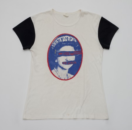"""Sex Pistols """"God save the Queen' t shirt"""