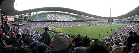 Photograph of Sydney Football Stadium 2010