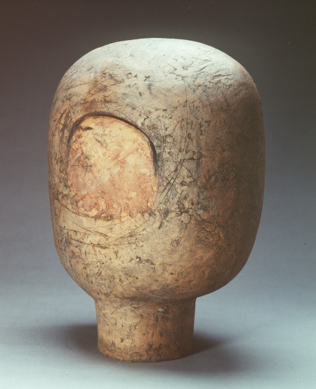 Photograph of Ceramic form, `Dial 1', earthenware