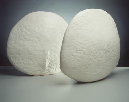 Photograph of ceramic form, `Delos: Paros', stoneware