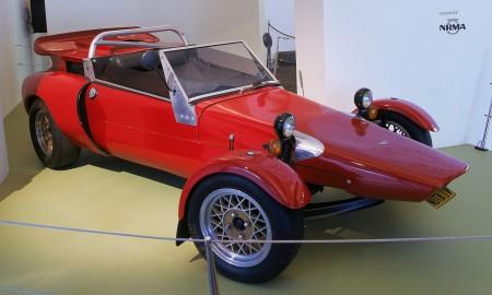 Photograph of Nota Type IV 'Fang' sports racing car