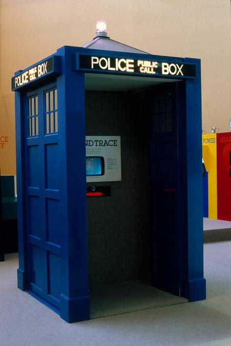 Photograph of TARDIS