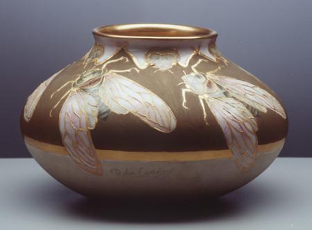 Photograph of Vase, porcelain blank