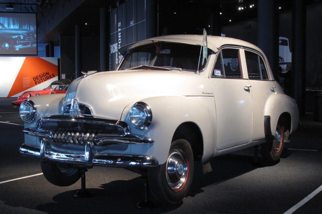 FJ Holden Special made by General Motors-Holden Ltd