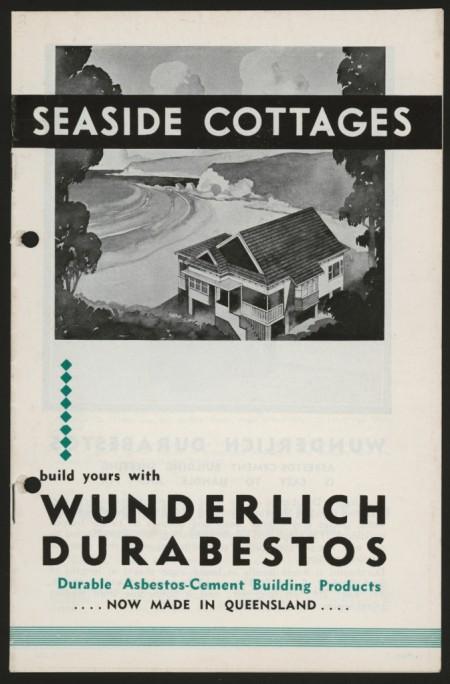 'Seaside Cottages' brochure