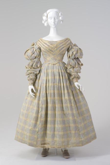 Day dress, womens, cotton
