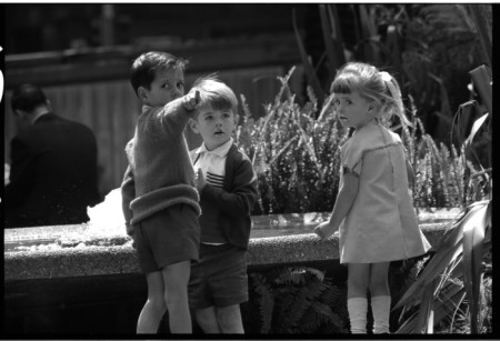 Portrait of children published in 'Sydney: a book of photographs', 1969
