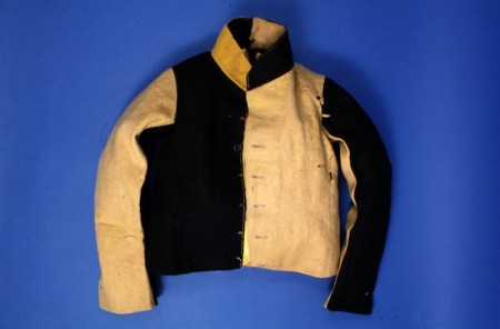 Photograph of Convict jacket 1855-1880