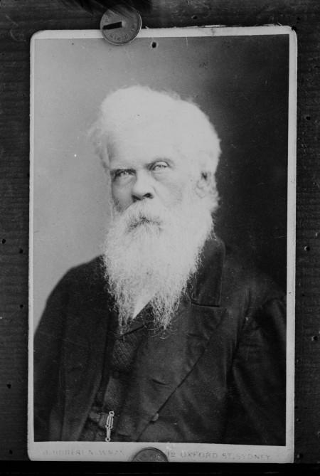 Portrait of Sir Henry Parkes