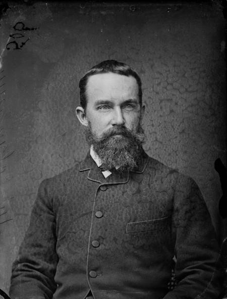 Portrait of Mr Calquohoun