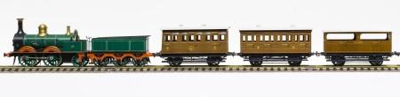 Model of Locomotive No.1