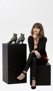 Portrait of Melanie Pitkin