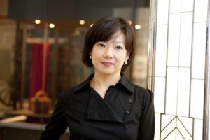 Portrait of Min Jung Kim
