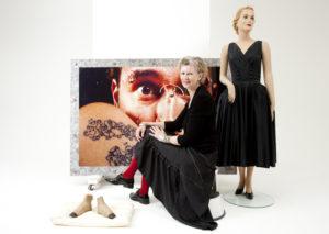 Curators Portraits : Glynis Jones