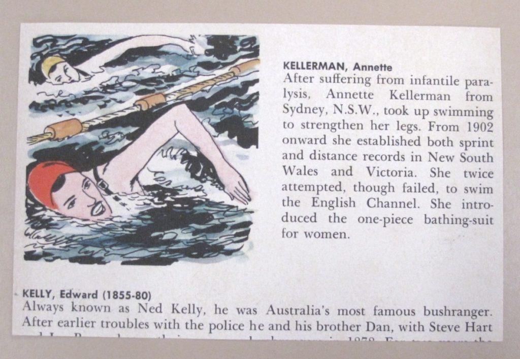 Detail of 1950s children's book
