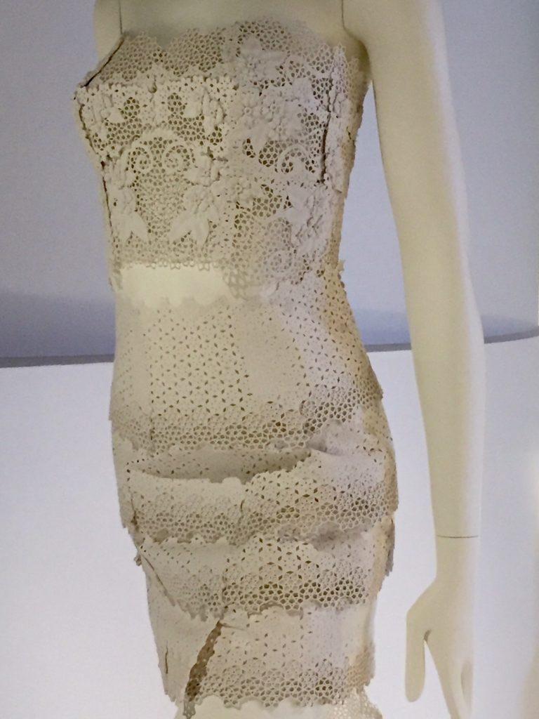InBloom 3D Printed Dress