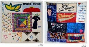 Australian AIDS Memorial Quilt