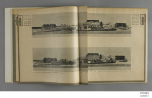 Detail of inside 'Wendingen', Issue No.11 1921