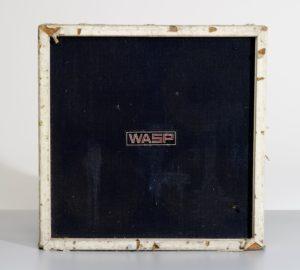 Wasp speaker box used by Radio Birdman