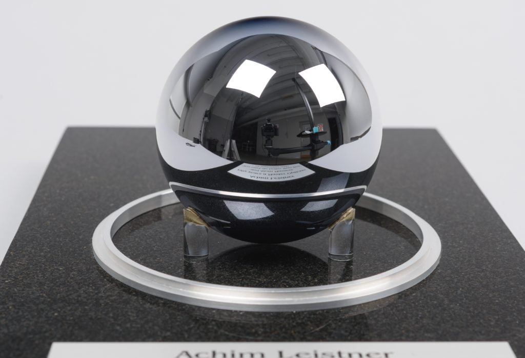 A Perfect Silicon Sphere – Inside the Collection