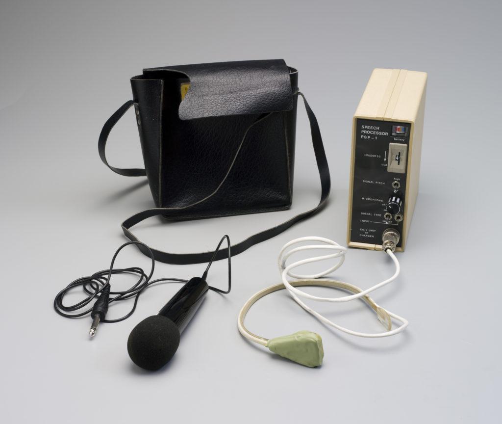 Prototype wearable speech processor