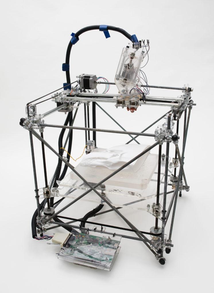 'Darwin' the first RepRap 3D printer