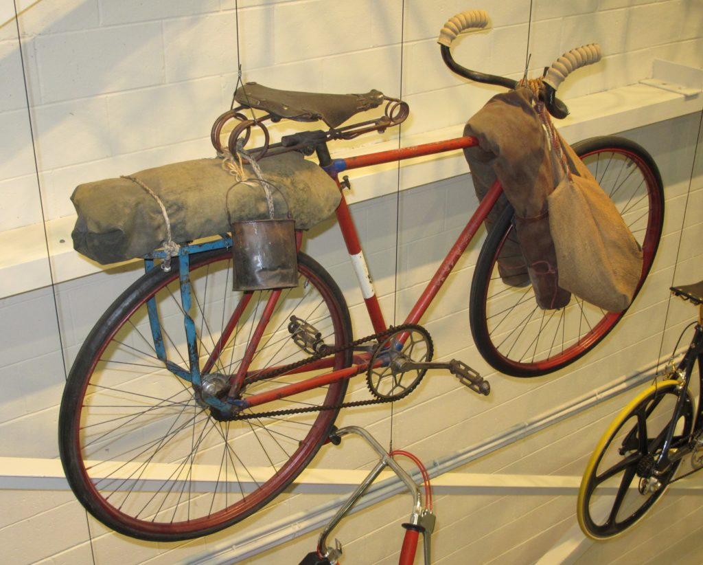 Safety bicycle, 'Royal'