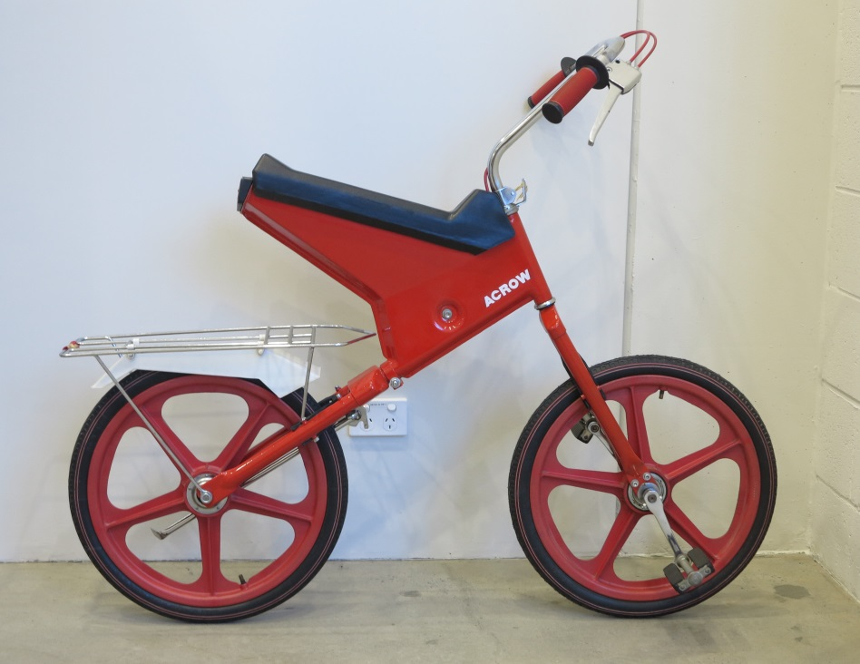 Acrow 2-speed bicycle