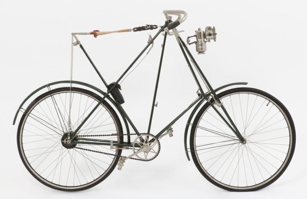 Gentleman's safety type Dursley Pedersen