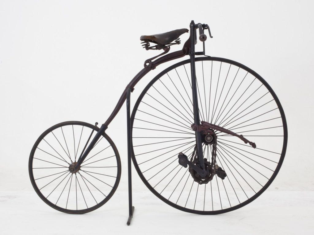 Dwarf safety bicycle