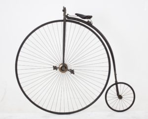 Penny farthing bicycle, 54 inch
