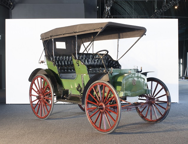 The Museum's International Auto Buggy