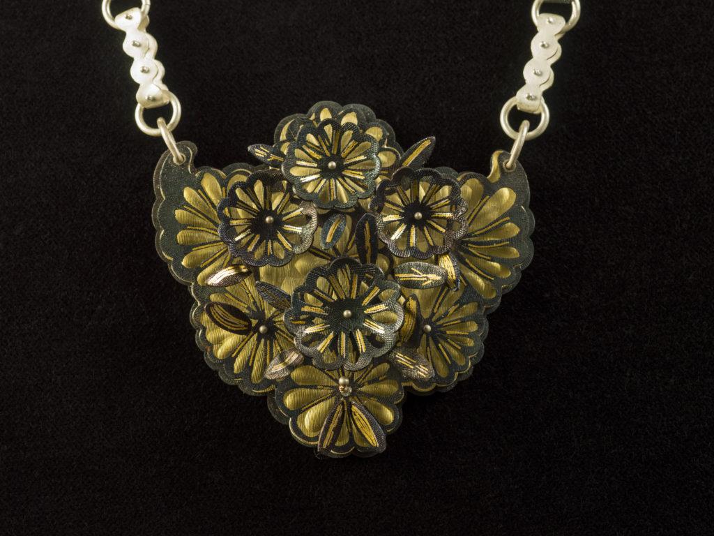 Necklace, 'Blossom'