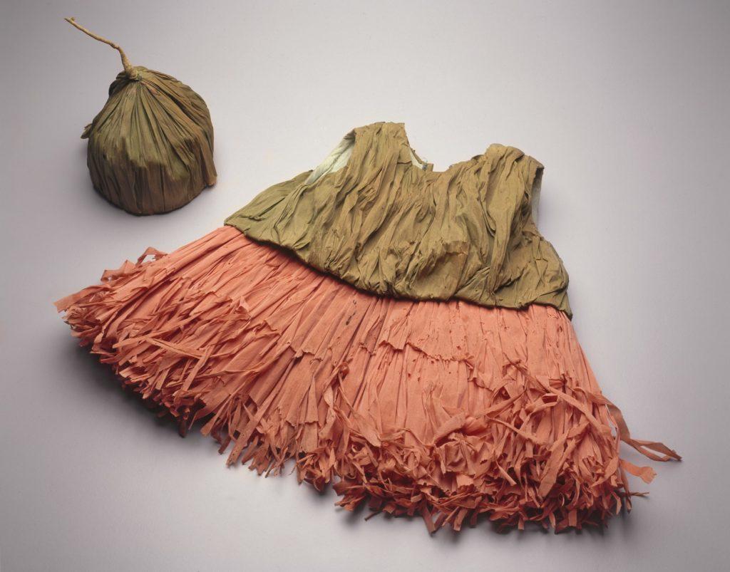 Photograph of Children's 'Gum Blossom' fancy dress costume