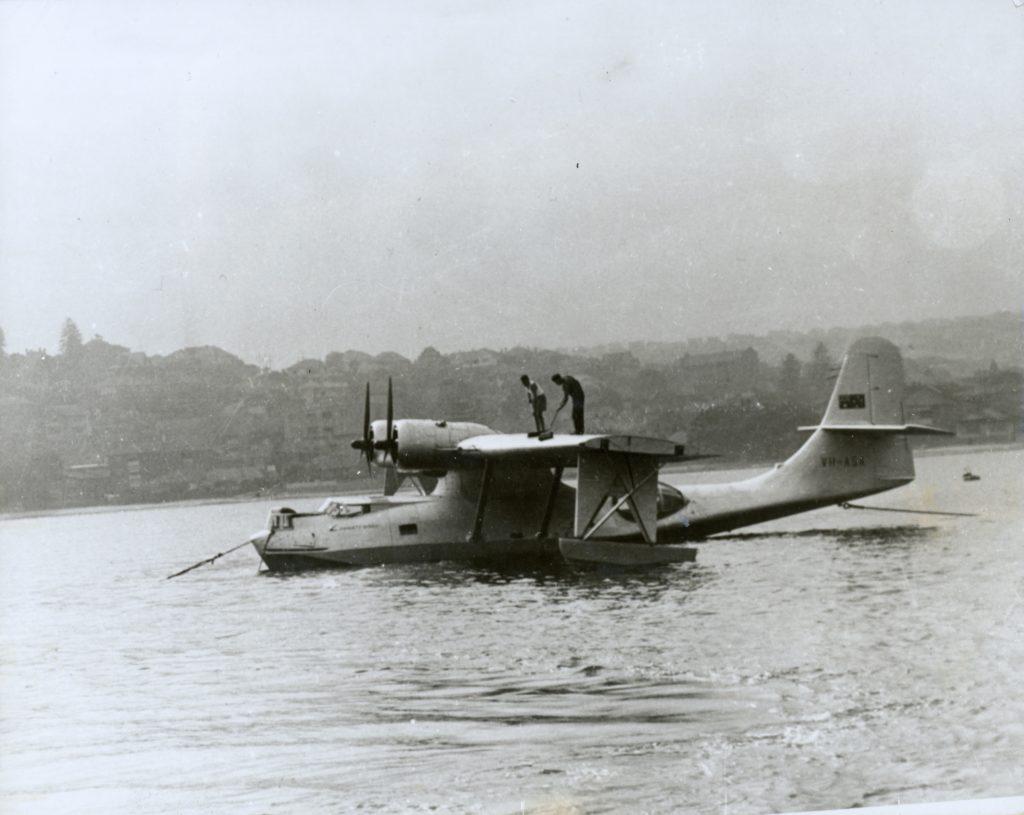 Catalina flying boat 'Frigate Bird II