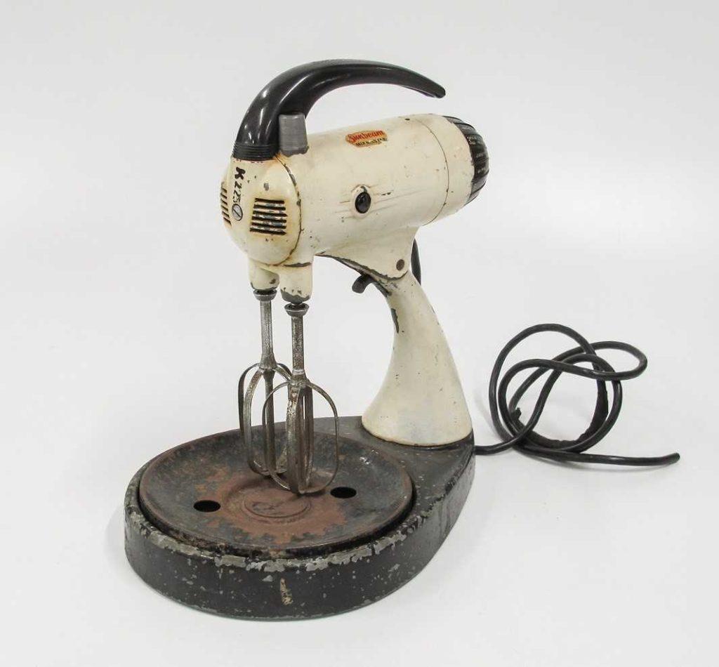 The first Sunbeam Mixmaster